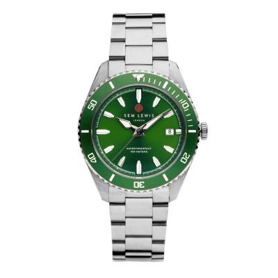 Sem Lewis Lundy Island Diver horloge SL1100070