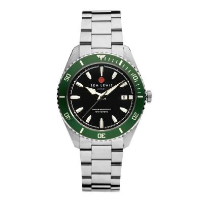 Sem Lewis Lundy Island Diver horloge SL1100073