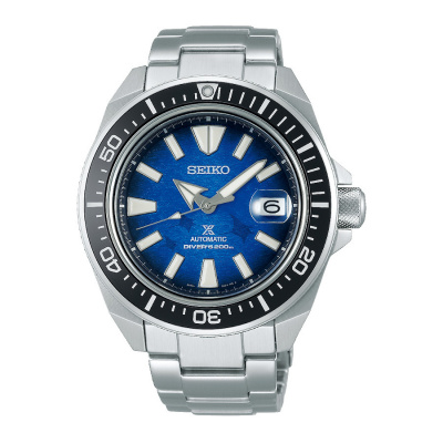 Seiko Prospex Save The Ocean Special Edition Automaat horloge SRPE33K1