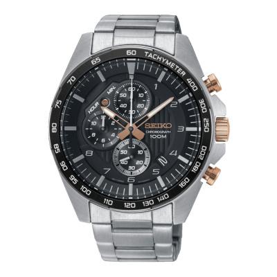 Seiko Chrono horloge SSB323P1