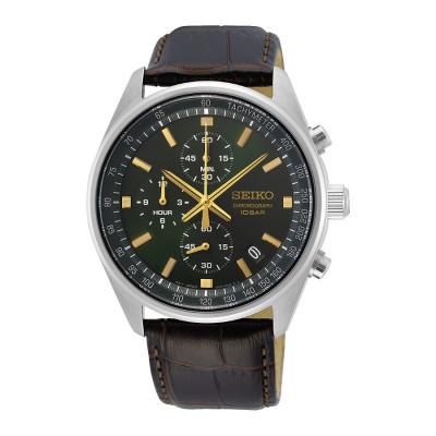 Seiko Chron horloge SSB385P1