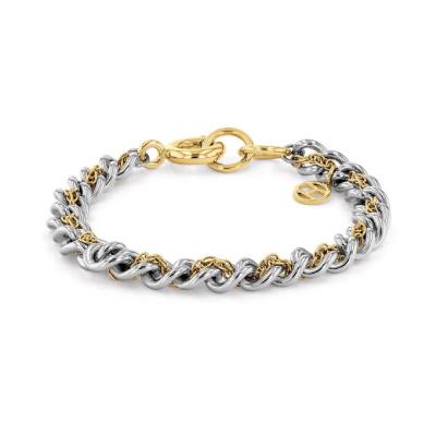 Tommy Hilfiger Zilverkleurige Armband TJ2780562 (Lengte: 17.50 cm)