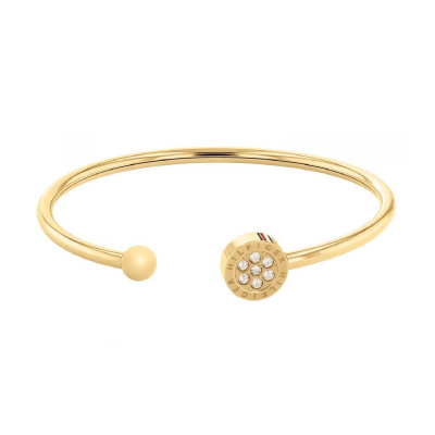 Tommy Hilfiger Goudkleurige Armband TJ2780571 (Lengte: 19.00 cm)