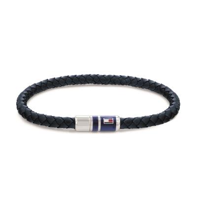 Tommy Hilfiger Blauwe Armband TJ2790294 (Lengte: 21.50 cm)