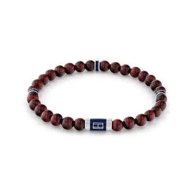 Tommy Hilfiger Bruine Armband TJ2790324 (Lengte: 21.00 cm)