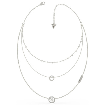 GUESS Equilibre Collier UBN79049