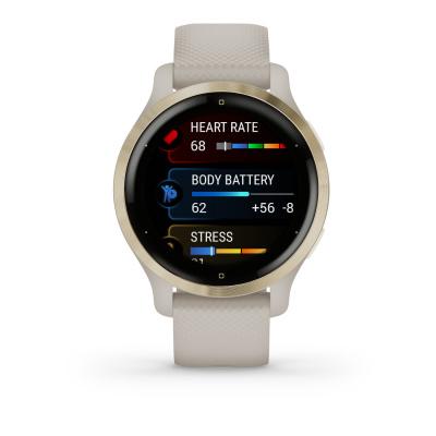 Garmin Venu 2S smartwatch goud 010-02429-11
