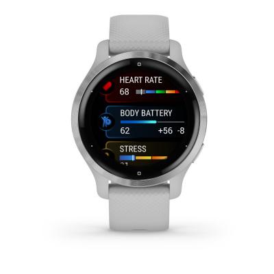 Garmin Venu 2S smartwatch grijs 010-02429-12