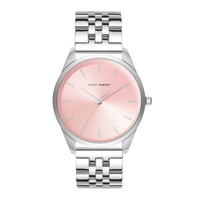 Violet Hamden Serene City Zilver -en Rosegoudkleurig horloge VH04002 (32 mm)