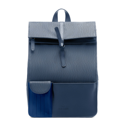Violet Hamden Essential Bag Dark Blue Rugzak VH24002