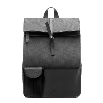 Violet Hamden Essential Bag Midnight Black Rugzak VH24001