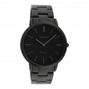 OOZOO Vintage Zwart horloge C20025