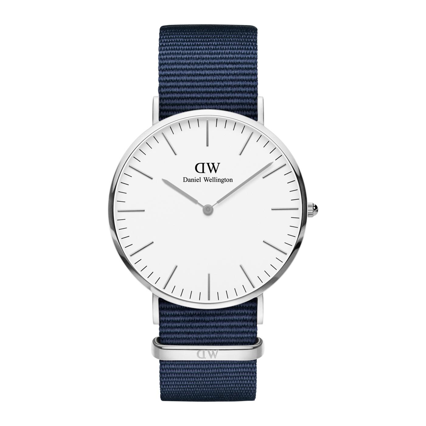 Afbeelding van Daniel Wellington Classic Bayswater horloge DW00100276 (40 mm)