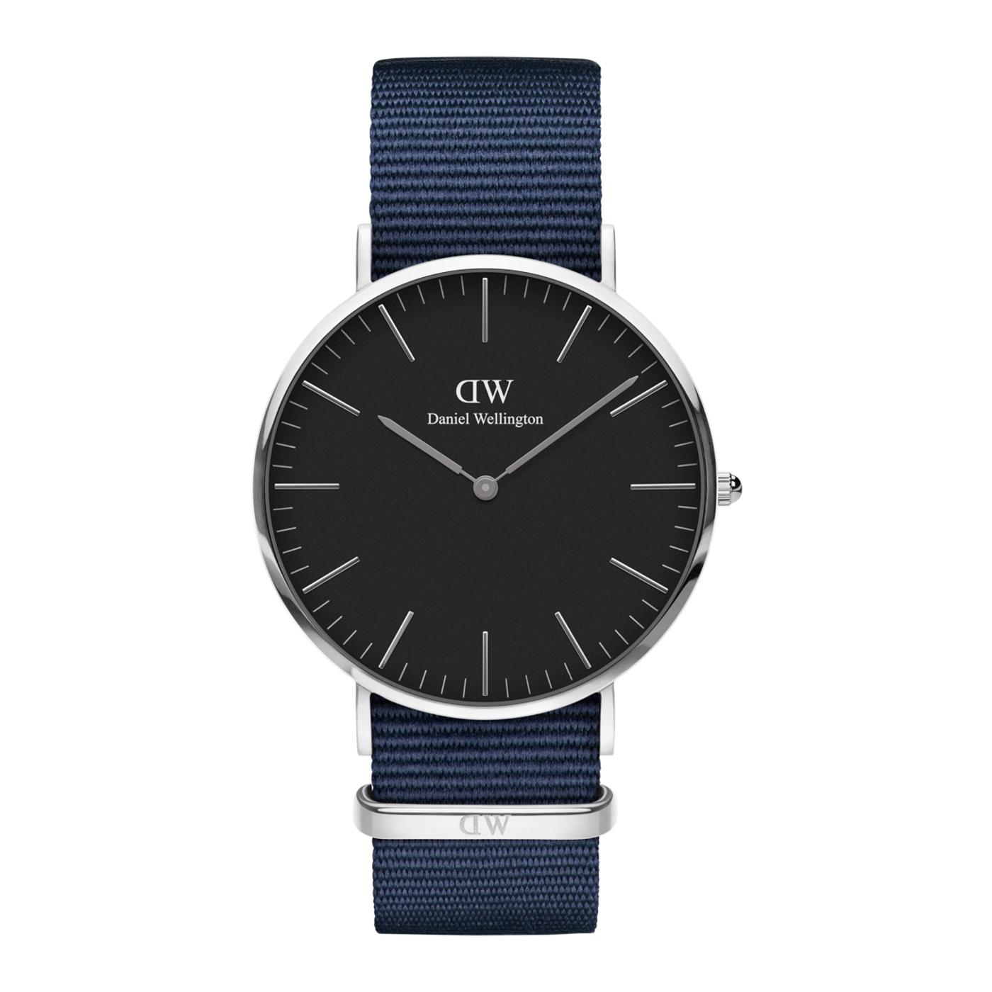 Afbeelding van Daniel Wellington Classic Bayswater horloge DW00100278 (40 mm)