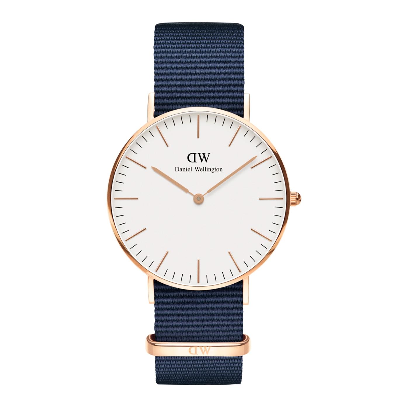 Afbeelding van Daniel Wellington Classic Bayswater horloge DW00100279 (36 mm)