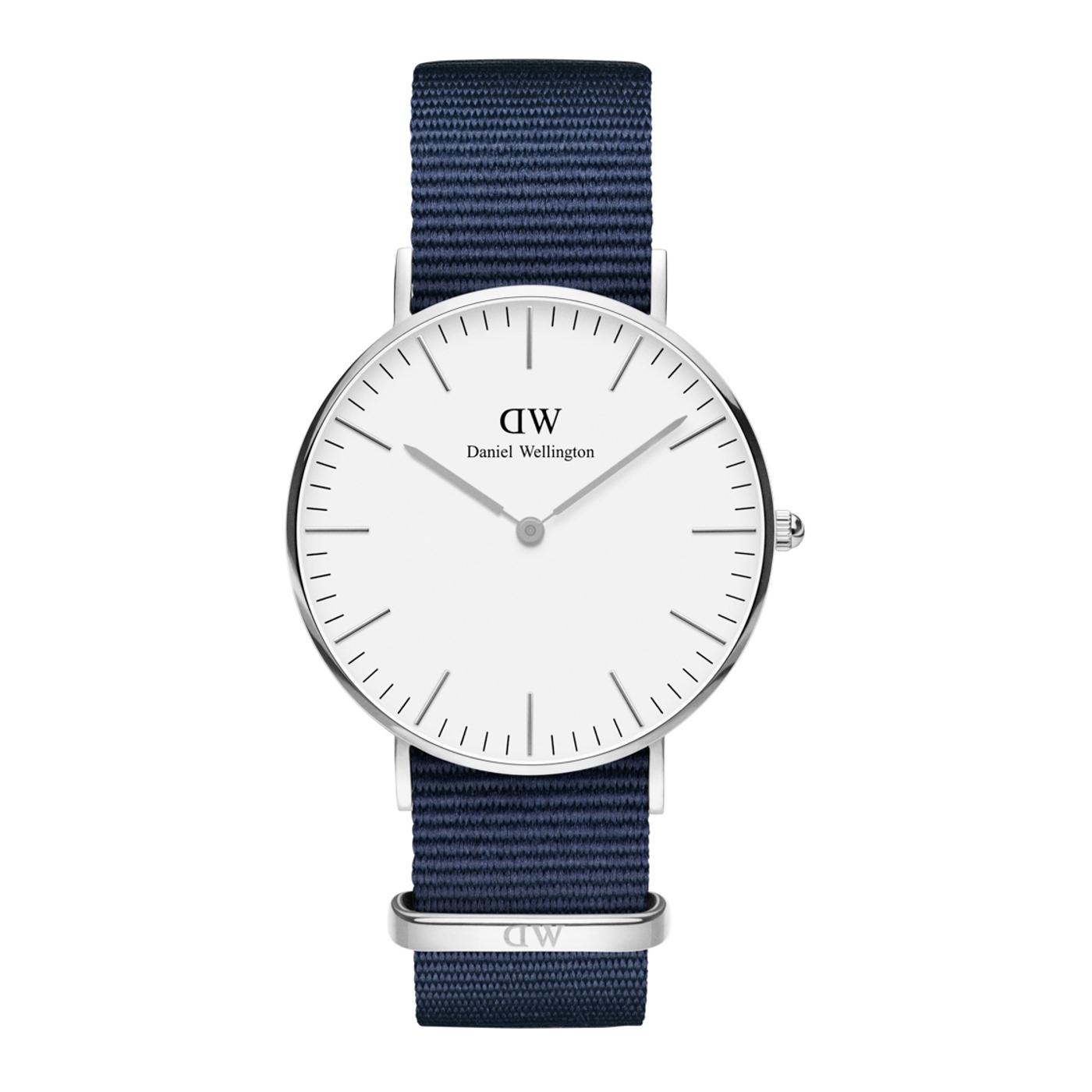 Afbeelding van Daniel Wellington Classic Bayswater horloge DW00100280 (36 mm)