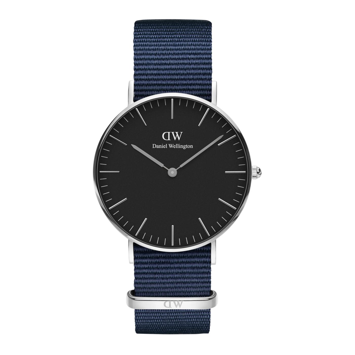 Afbeelding van Daniel Wellington Classic Bayswater horloge DW00100282 (36 mm)