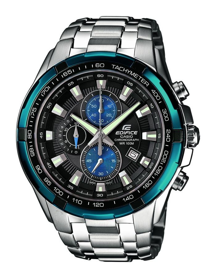 Afbeelding van Edifice Classic horloge EF 539D 1A2VEF