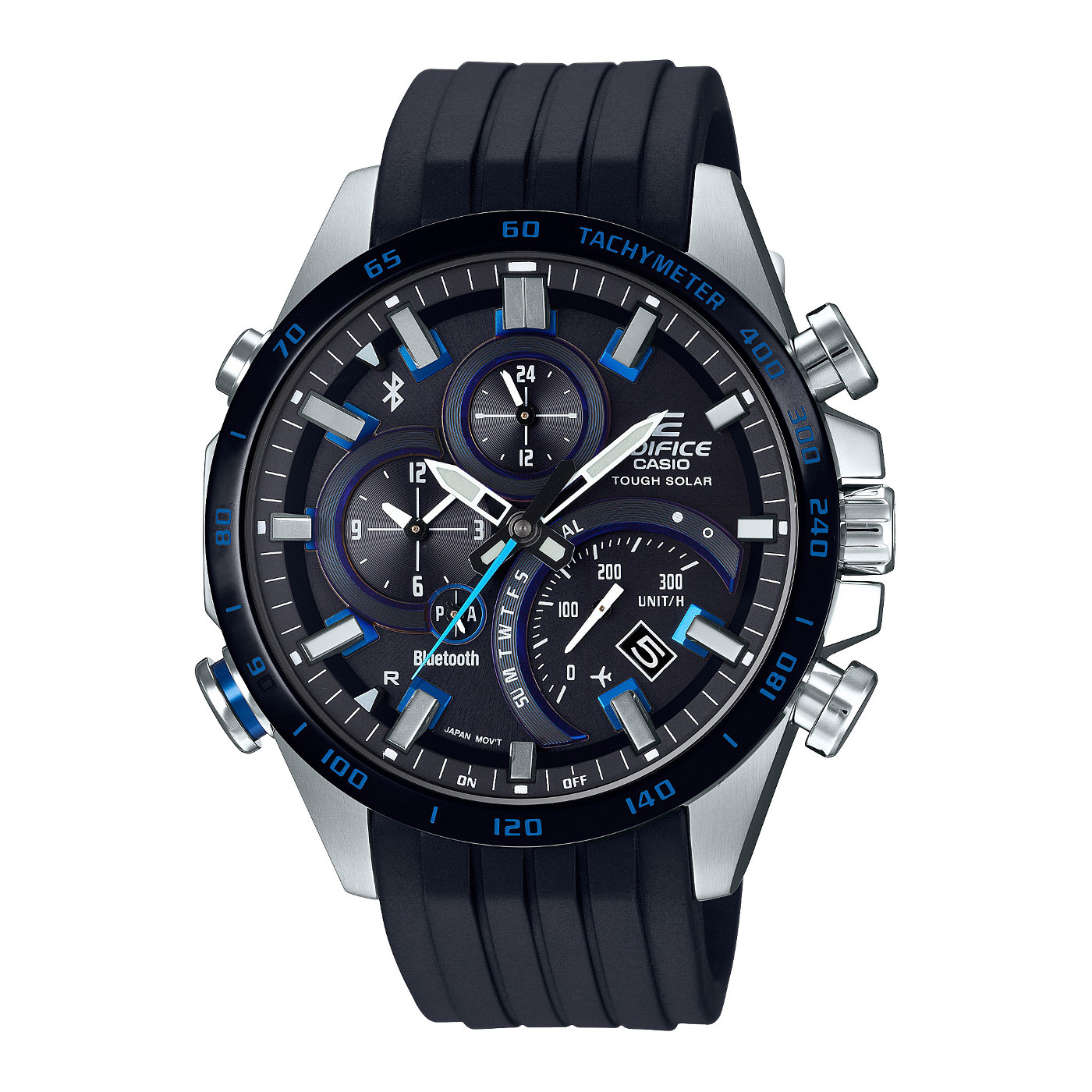 Afbeelding van Edifice Bluetooth Connected horloge EQB 501XBR 1AER